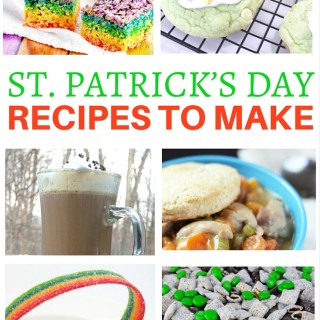 St. Patrick's Day Recipes to Make(1)
