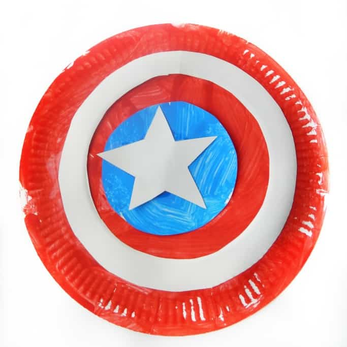 Superhero Paper Plate Crafts for Kids  a6d8a7d7186b