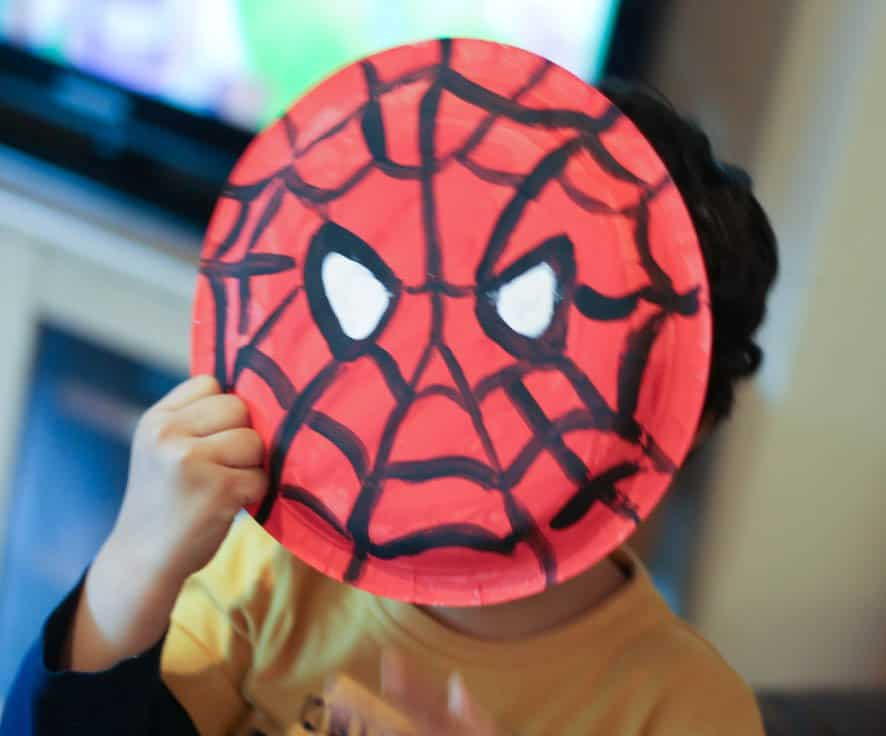 Superhero Masks Arts And Crafts