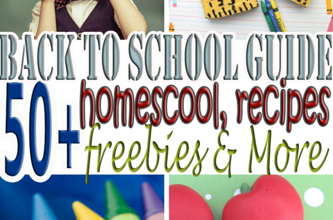 53 Going Back To School Guide Resources HHL