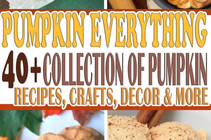Pumpkin Everything Pinterest