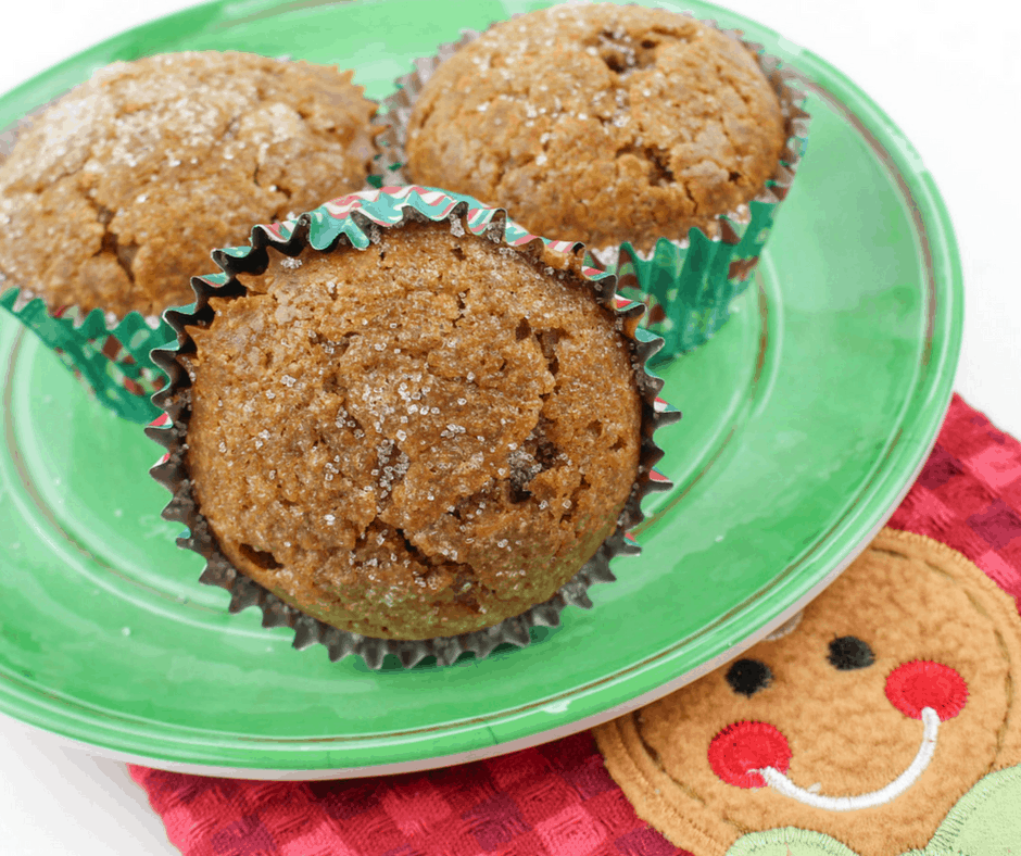 Mini Pumpkin Muffins With Cream Cheese Frosting Stems