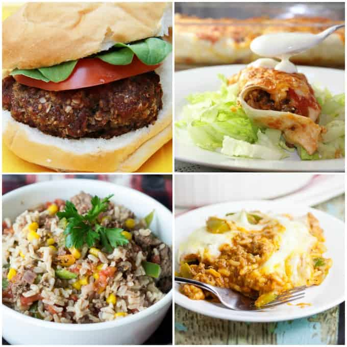 Yummy Ground Beef Recipes: 40+ Ground Beef Recipes To Cook In 30 Minutes Or Less