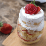 Strawberry Banana Pineapple Cake Recipe