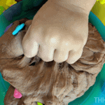 Chocolate Play Dough: Super Easy & No-Cook Recipe