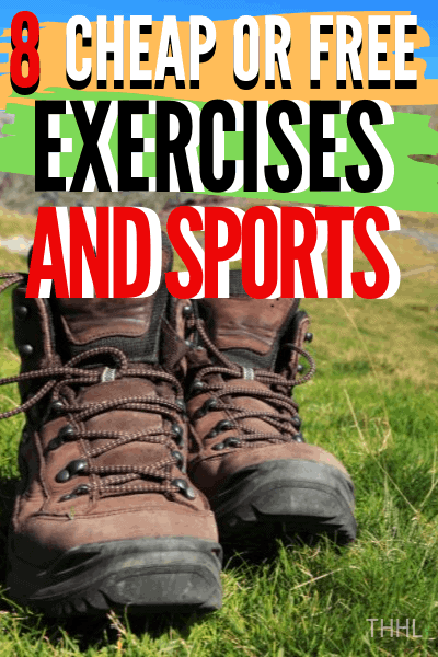 You don't have to break your budget to stay active! Learn eight exercises and sports that are free or cheap that you can start doing today.