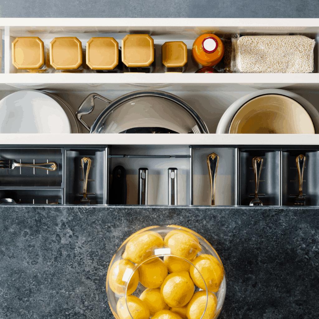 Kitchen Organization Guide